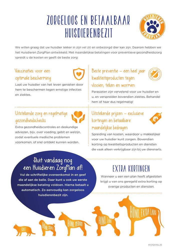 Huisdieren Zorgplan